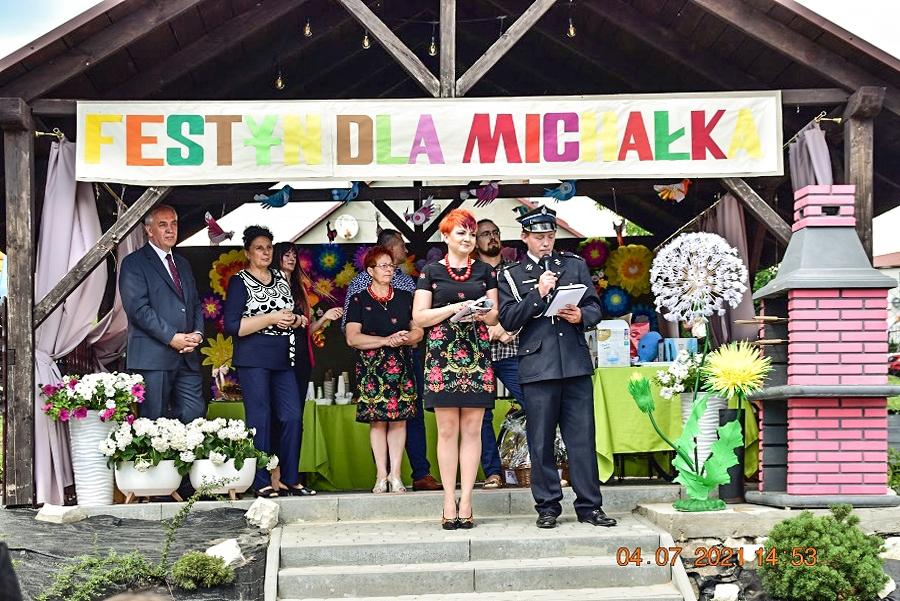 Festyn charytatywny w Trzebienicach