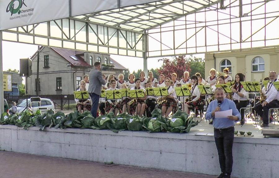 Konkurs na Najcięższą Polską Główkę Kapusty rozstrzygnięty