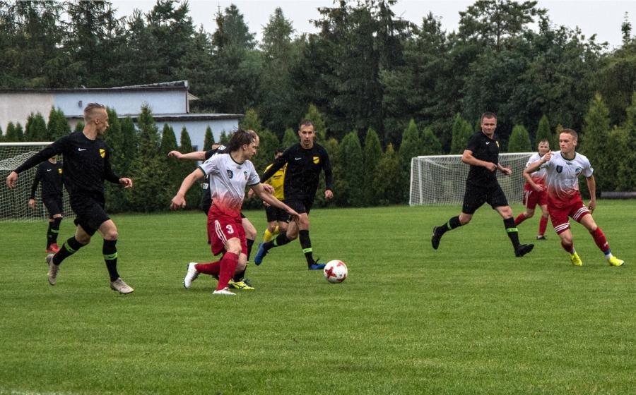 Piłka nożna - Puchar Polski na szczeblu okręgu