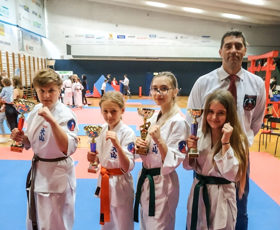 Podsumowanie roku szkoleniowego 2020/2021 Miechowskiej Sekcji Małopolskiego Klubu Karate Oyama