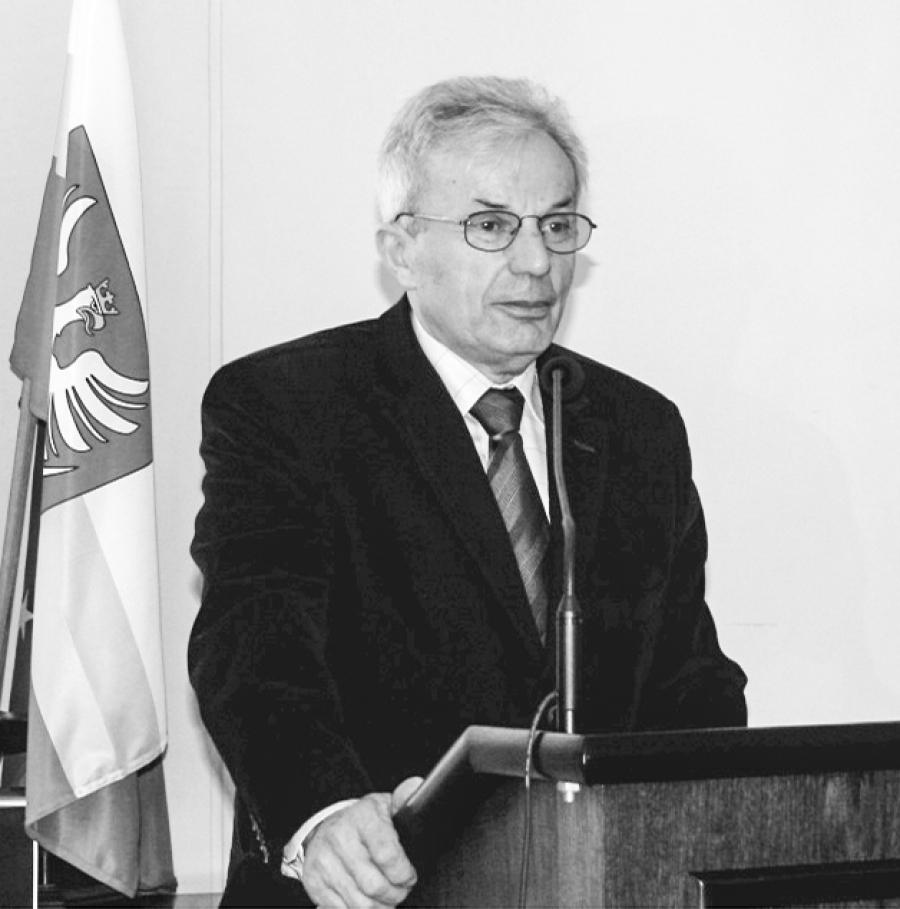 Odszedł od nas Zygmunt Szopa – pierwszy po reformie Starosta Powiatu Miechowskiego