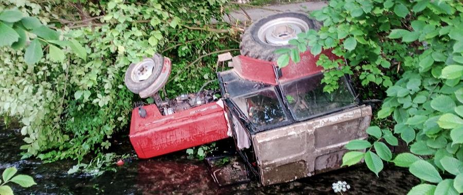 Tragiczny wypadek w Sulisławicach