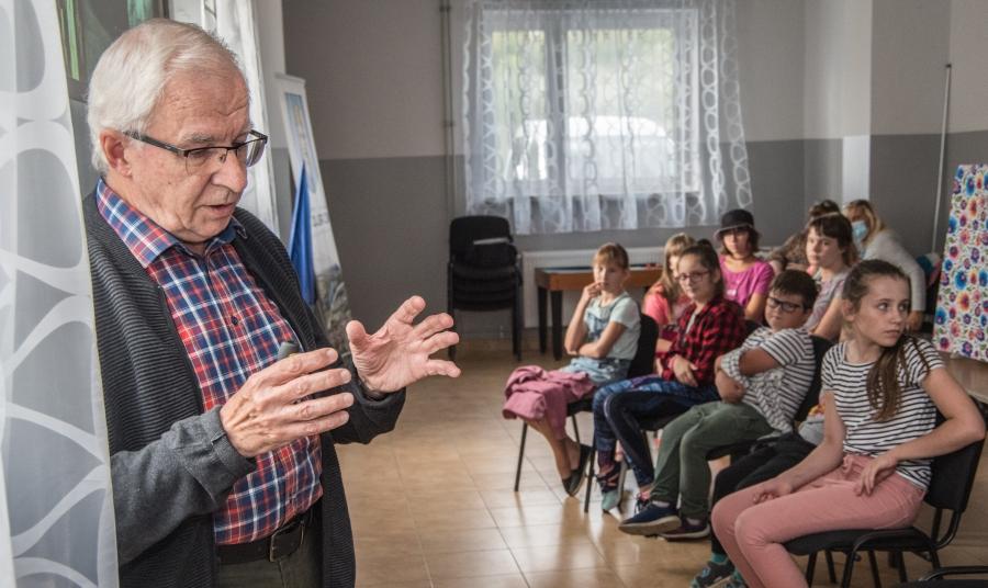 Spotkanie z archeologiem w Sulisławicach