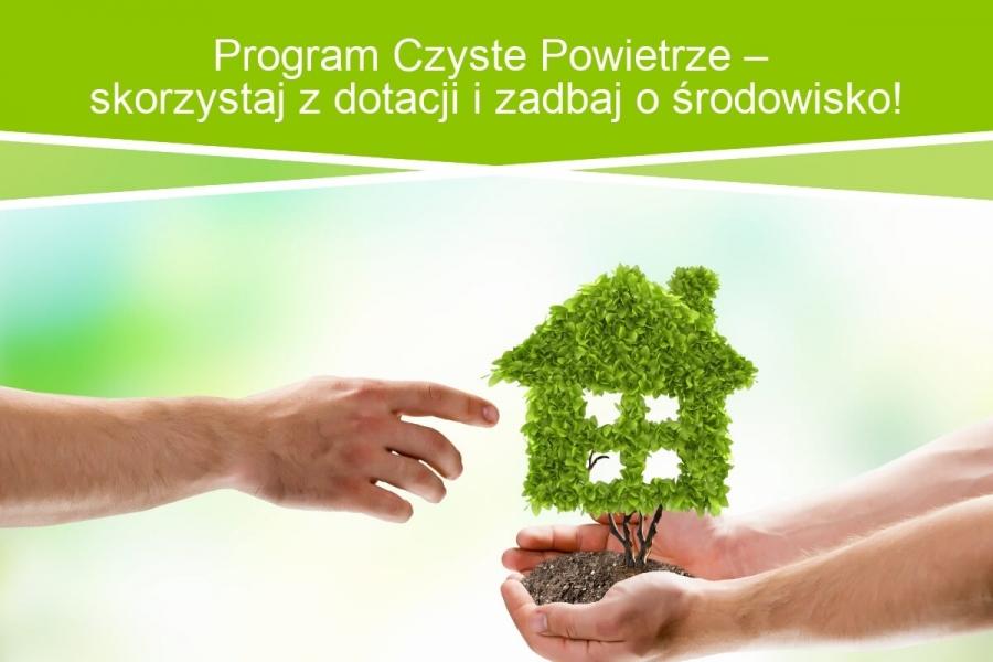 CZYSTE POWIETRZE – spotkanie informacyjne dla mieszkańców gminy Miechów