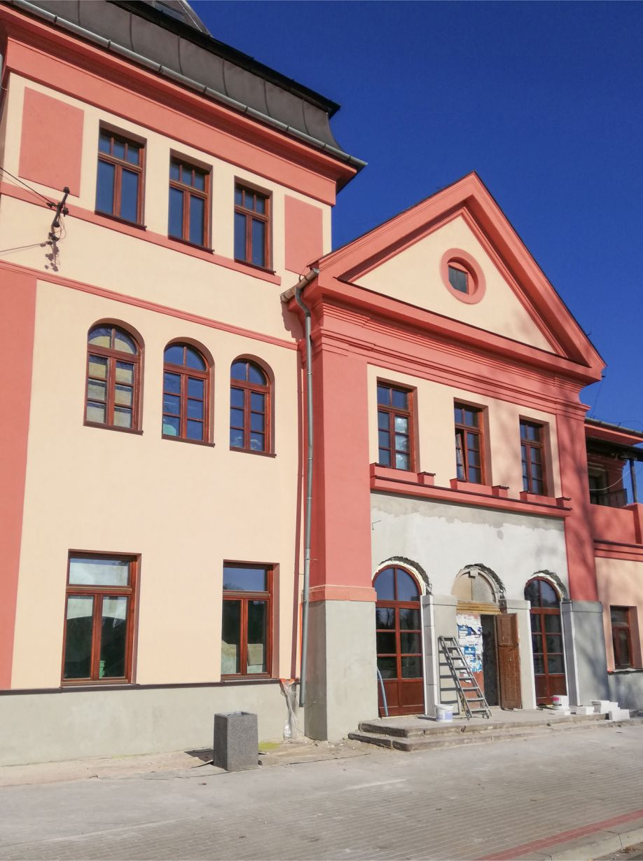 Rewitalizacja centrum Charsznicy dobiega końca