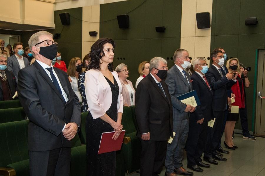 50 lat Państwowej Szkoły Muzycznej I stopnia im. Michała Kleofasa Ogińskiego w Miechowie