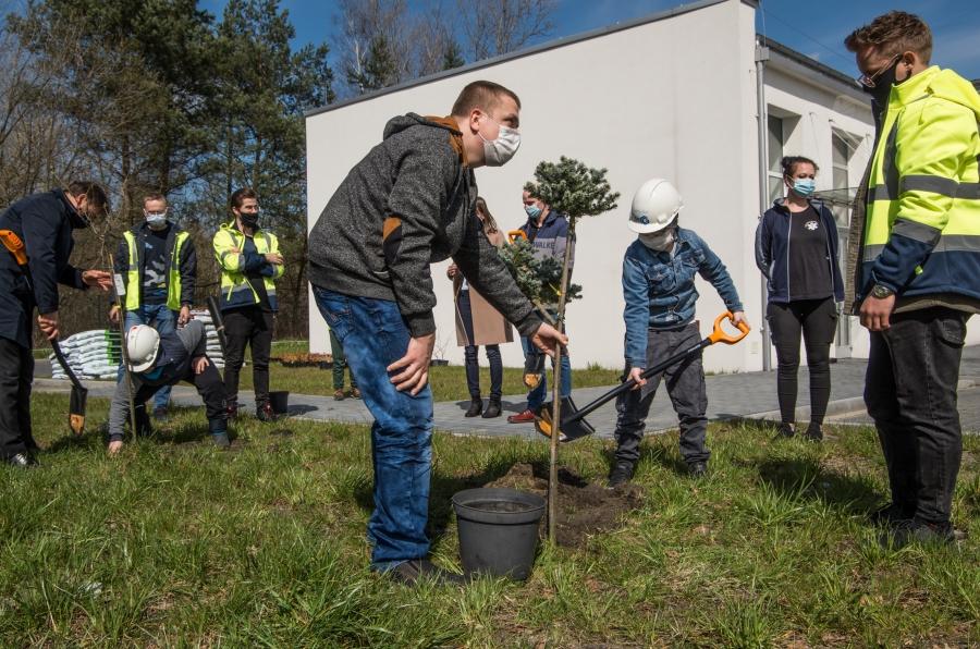 Dzień Ziemi w Polskim Stowarzyszeniu na rzecz Osób z Niepełnosprawnością Intelektualną