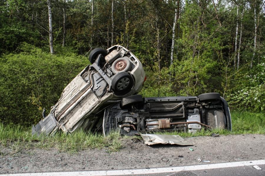 Groźny wypadek na Pazurku