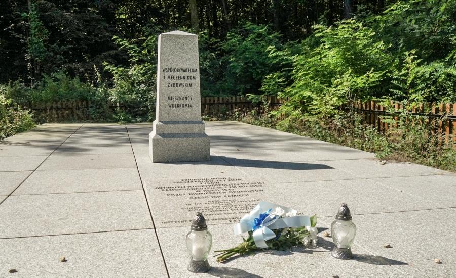 79. rocznica likwidacji wolbromskiego getta