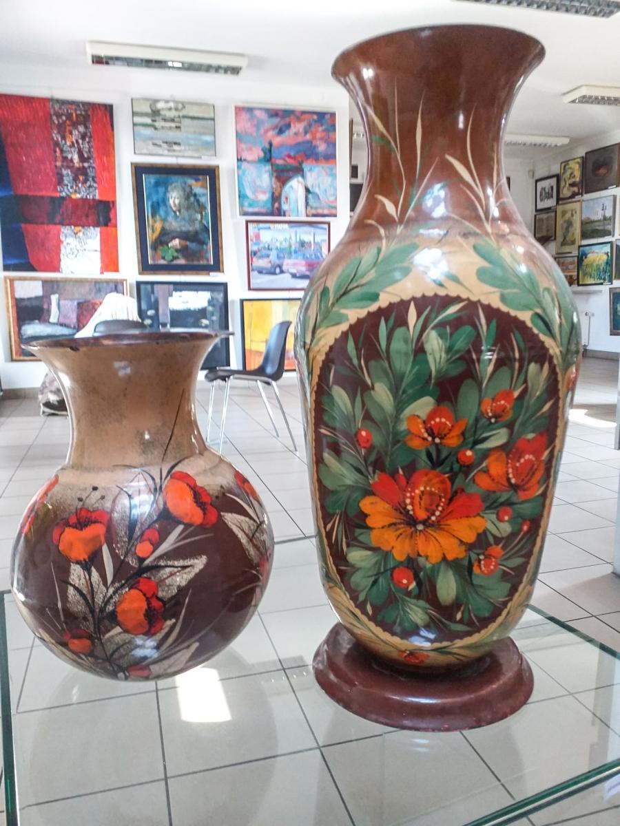 Kolekcja Designu Olkuskiej Emalii – akcja Galerii BWA w Olkuszu