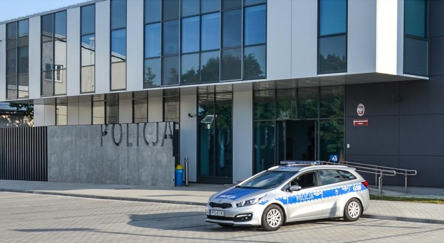 Podczas pościgu za uciekającym fiatem miechowscy policjanci oddali strzały