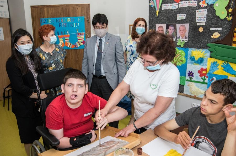 Uczniowie ZMIENIAJĄ ŚWIAT RAZEM z SumiRiko Poland