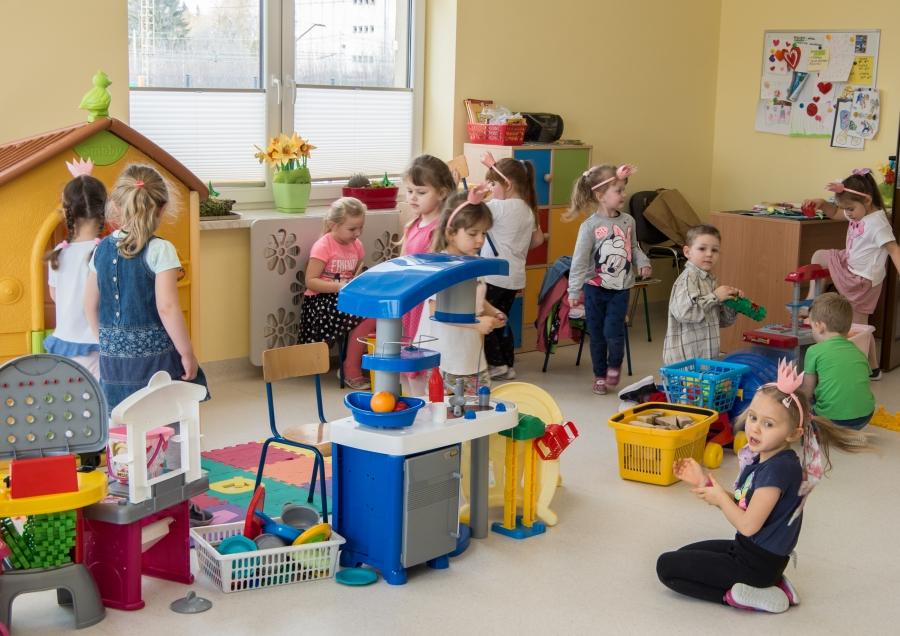 Nowe przedszkole w Charsznicy już działa