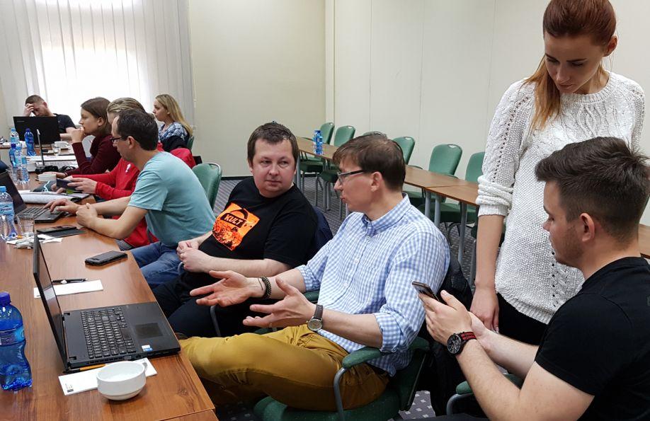 Szkolenie foto i video dla dziennikarzy gazet lokalnych
