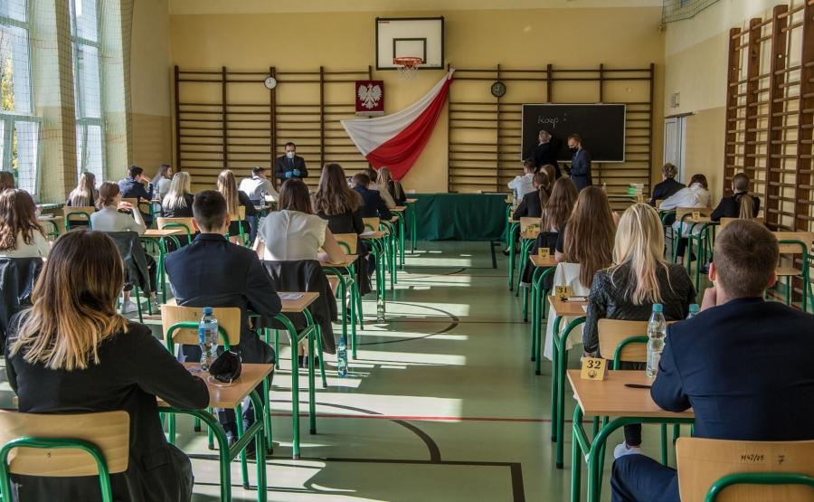Rezultaty egzaminów dojrzałości 2021 w powiecie olkuskim
