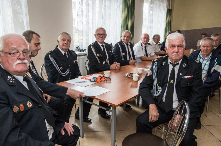 Zebrania sprawozdawczo-wyborcze w jednostkach OSP zakończone