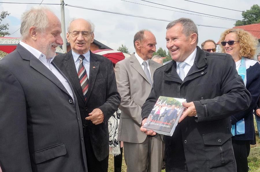 Świętowaliśmy 41. rocznicę powstania NSZZ Solidarność w Delegaturze Miechów