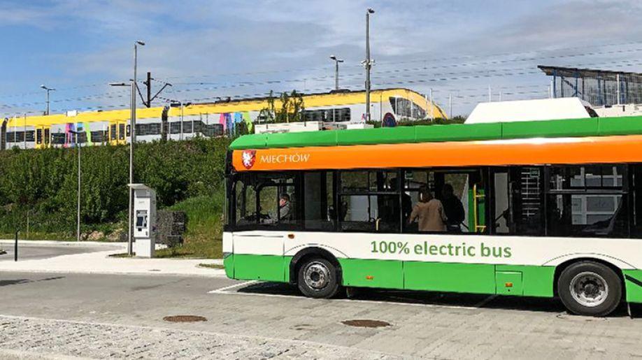 Do Miechowa przyjechały autobusy elektryczne
