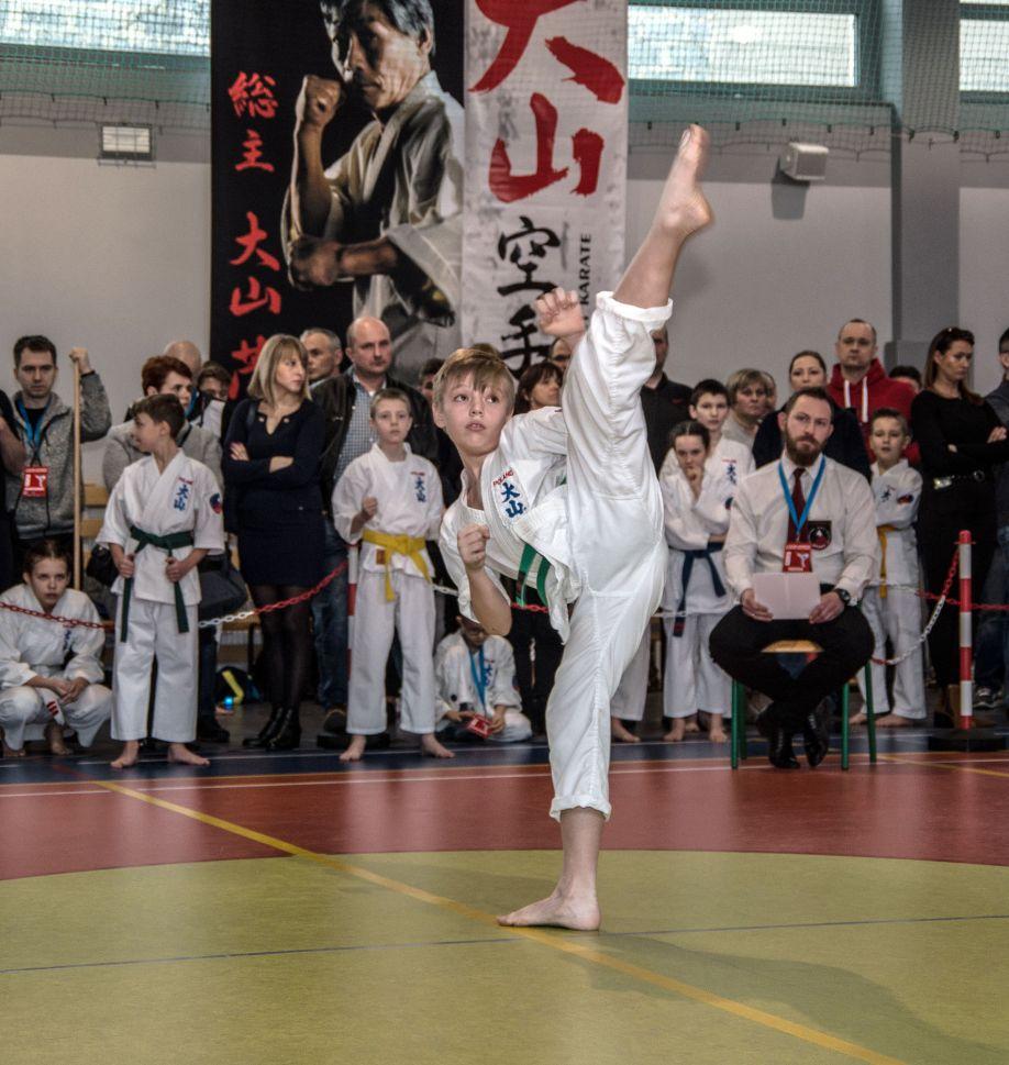 IV Otwarte Mistrzostwa Regionalne Oyama Karate o Puchar Burmistrza Miasta i Gminy Wolbrom - 2020
