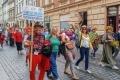 Członkowie miechowskiego Klub Siwego Włosa... na tegorocznych Senioraliach w Krakowie