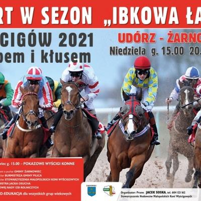 Początek sezonu wyścigów konnych w regionie